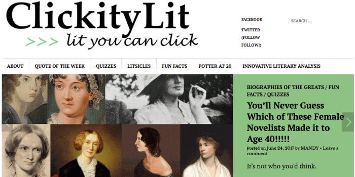 ClickityLit